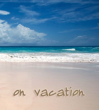 On_vacation