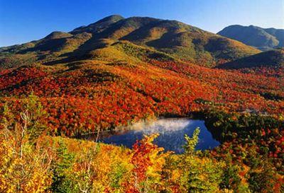 Adirondack moutains