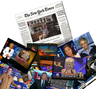 television vs newspaper