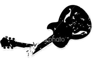 Ist2_5339552-grunge-broken-guitar