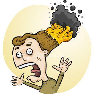 Hair Fire
