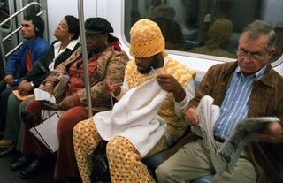 Knittinsubway