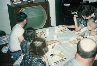 Tv-dinner