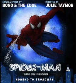 Spiderman-broadway