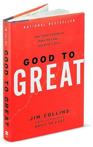 Good to great _ jim collins