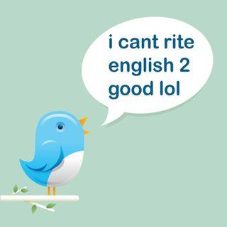Twitter-grammar
