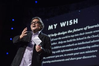Sugata Mitra at TED 2013