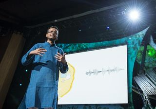 Ajit Narayanan at TED 2013