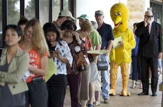 Big-bird-voting