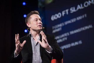 Elon Musk at TED 2013