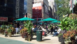 NYC Public Spaces